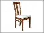 Concerto - dió/fehér - kárpitos támlás szék